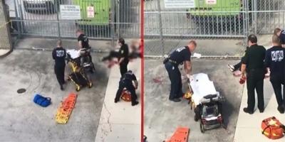 ABD'de havaalanında silahlı saldırı! 1 ölü 9 yaralı