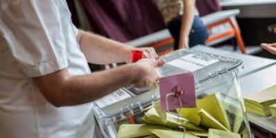 ABD'de Türkiye seçim oylaması yapıldı, oylar Türkiye'ye gönderildi