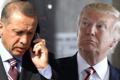 ABD'den Trump-Erdoğan görüşmesine ilişkin açıklama
