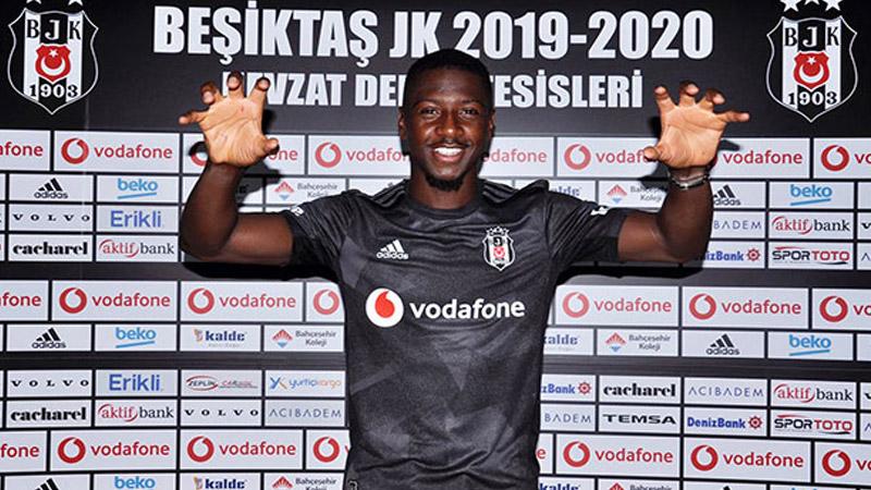 Abdoulay Diaby, Beşiktaş ile imzaladı
