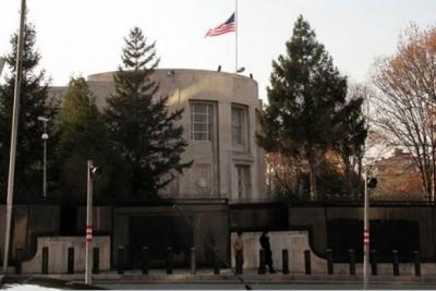 ABD,Türkiye'deki elçilik ve konsolosluk binalarını kapattı