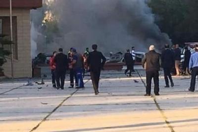Adana Valiliği'ne bombalı saldırı yapan kadının kimliği  belirlendi