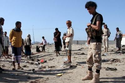 Aden'de intihar saldırısı: 42 ölü