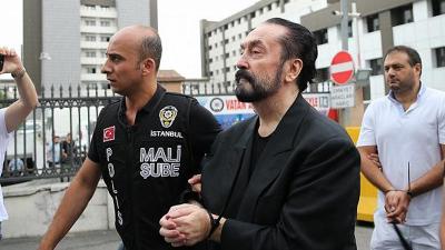 Adnan Oktar soruşturmasında 2 şüpheli tutuklandı