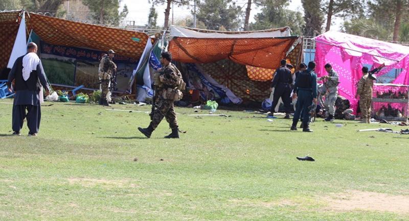 Afganistan'da çiftçi bayramına bombalı saldırı: 4 ölü, 31 yaralı