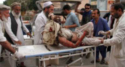 Afganistan'da cuma namazında camiye saldırı: 62 ölü, 60'tan fazla yaralı