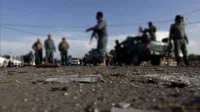 Afganistan'da infilak eden mayın nedeniyle dört çocuk hayatını kaybetti