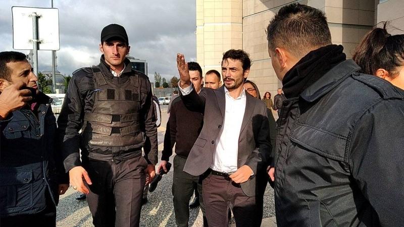 Ahmet Kural ifade vermek için adliyede