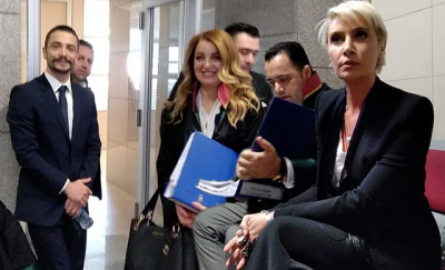 Ahmet Kural'dan 'kanlı gömlek' başvurusuna Sıla'dan karşı dilekçe