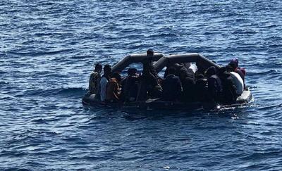 Akdeniz'de 100 göçmen hayatını kaybetti