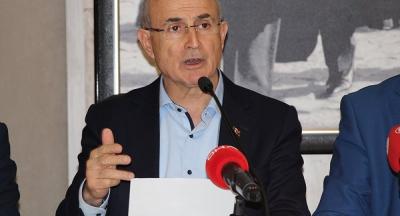 Akgün: Türk belediyeciliği iflas etmiştir, maaş veremiyorum, mazot alamıyorum diyorlar