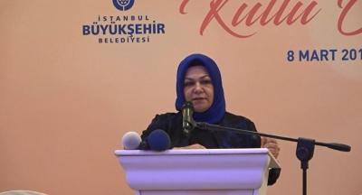 Akp Kadın Kolları Başkanı Kadına Şiddeti Gündeme Getirenleri Esefle Kınadı