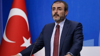 AKP Sözcüsü: Batıyoruz çığırtkanlığı yerine bize destek verin