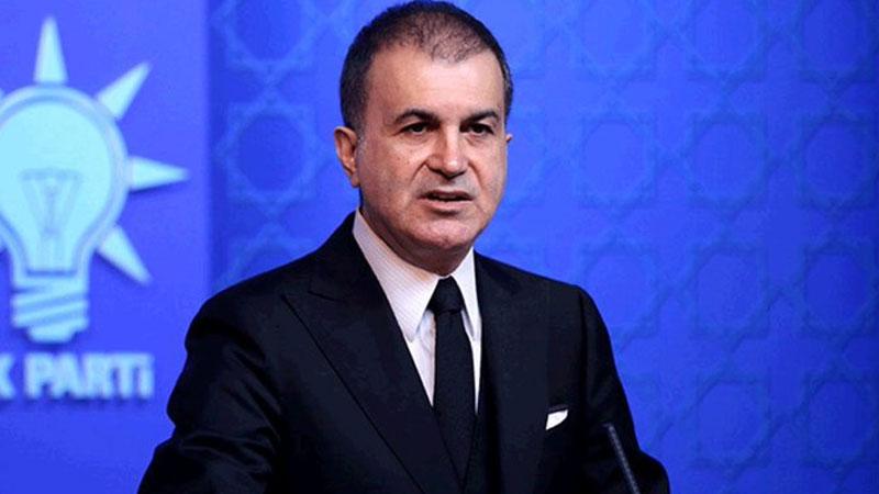AKP Sözcüsü: Yardım etmek yerine görüntü almak gibi bir duruma nasıl düşebiliyorlar?