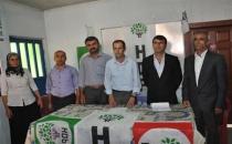 AKP'den istifa edip HDP'ye geçtiler!