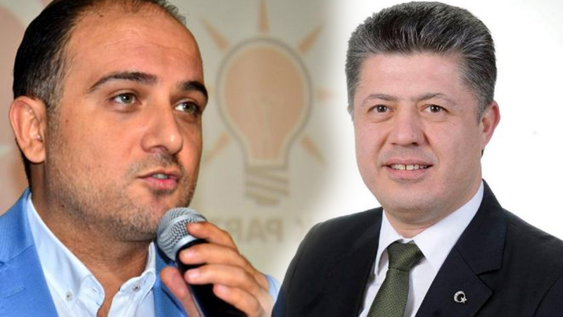 AKP'li 2 milletvekili trafik kazası geçirdi