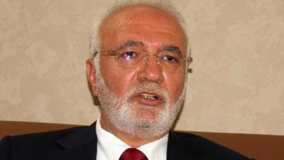 AKP'li Elitaş: 3 parti anlaşırsa erken yerel seçim olur