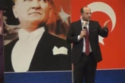 AKP'li Erdem: Bu referandum oylamasında yüzde elliyi geçemezsek iç savaşa hazır olun