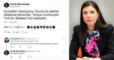 AKP'li eski vekil Bakır: Türk'üm dedim diye ihraç edildim