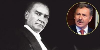 AKP'li Özdağ: Mustafa Kemal'in ömrü yetseydi Kerkük'ü alacaktı