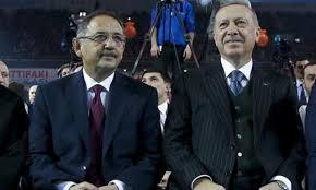 AKP'li Özhaseki: Allah bir sahip gönderdi, o da Erdoğan