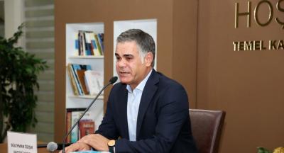 AKP'li Özışık: Bizim hiçbir yazarımızın Yılmaz Özdil kadar, Uğur Dündar kadar itibarı yok