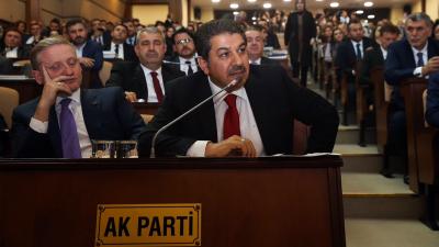 AKP'li Tevfik Göksu: Biz suyu getirmeseydik İmamoğlu indirim yapabilir miydi? Suyu biz getirdik