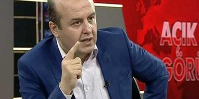 AKP'li yazar gözaltına alındı