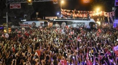 AKP'li yazar Selvi: Erdoğan vurdukça Muharrem İnce yükseliyor