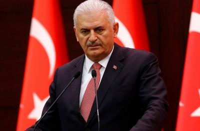 AKP'nin TBMM Başkan adayı Binali Yıldırım'dan açıklama