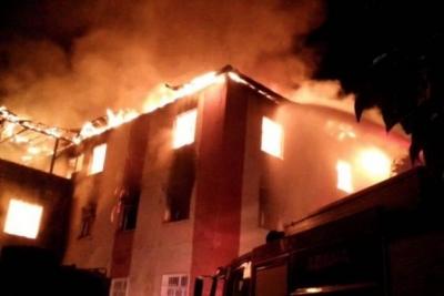 Aladağ'daki yangının sorumlusu ortaokula müdür oldu