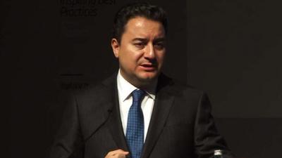 Ali Babacan: Gazetecilere istediğinizi yazın artık özgürsünüz diyeceğiz