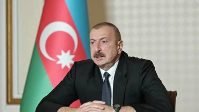 Aliyev: Azerbaycan ordusu Kubatlı şehrini işgalcilerden kurtardı