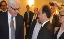 Alman bakan, HDP'lilerle görüştü