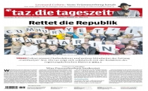 Alman gazetesi 'Cumhuriyet'i kurtarın' manşetiyle çıkacak