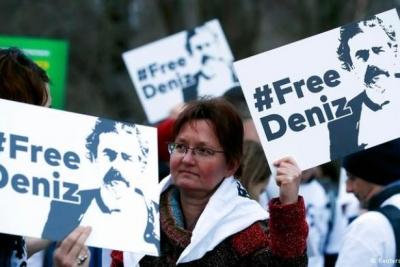 Alman Sol Parti: Erdoğan'ın Almanya'ya girişi yasaklansın