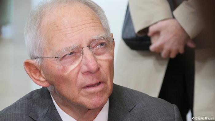 Almanya Federal Meclis Başkanı Schäuble: Müslümanlar başka, İslam adına terör yapanlar başka