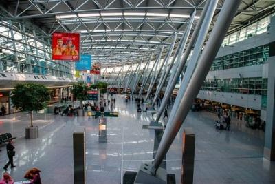 Almanya'da 14 Türk yolcu polis sorgusunda