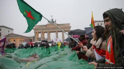 Almanya'da Erdoğan karşıtı protesto yasaklandı