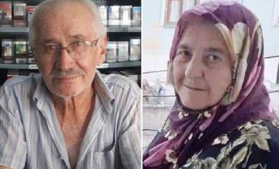 Amasya'da evli çift, 10 saat arayla koronavirüsten öldü