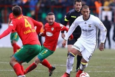 Amedspor-Fenerbahçe maçı sonrası 2 futbolcuya gözaltı!