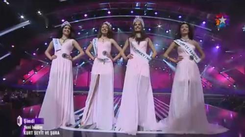 Miss Turkey 2014 kim oldu?