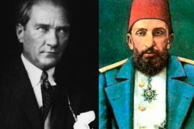 Anadolu Ajansı 10 Kasım' dan Atatürk'ü çıkardı, Abdülhamid'in doğum günü ilan etti