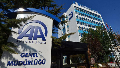 Anadolu Ajansı'na 1 liralık dava