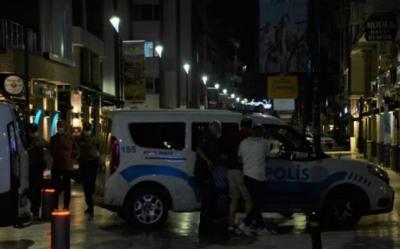 Ankara'da bira içen gençlere bıçaklı saldırı