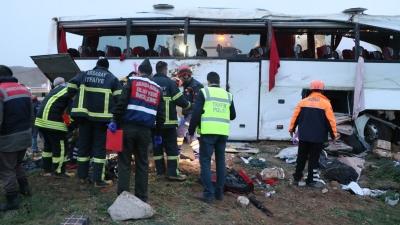 Ankara'da kaza! Ölü ve yaralılar var...