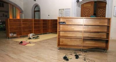 Antalya'da bir kişi camiyi yakmaya çalıştı! Kapalı olduğu için sinirlendim...
