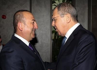 Antalya'da Çavuşoğlu ile Lavrov buluşması
