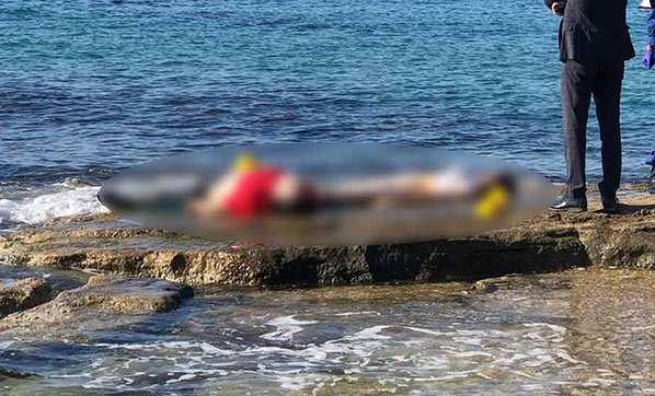 Antalya'da deniz kenarında kadın ve erkek cesedi bulundu