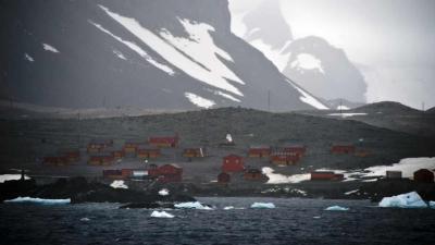 Antarktika'da rekor sıcaklık: 18.3 derece